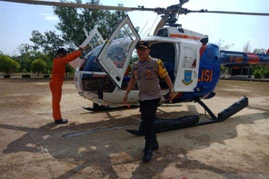 Polisi Bangka Barat giatkan patroli pantau karhutla