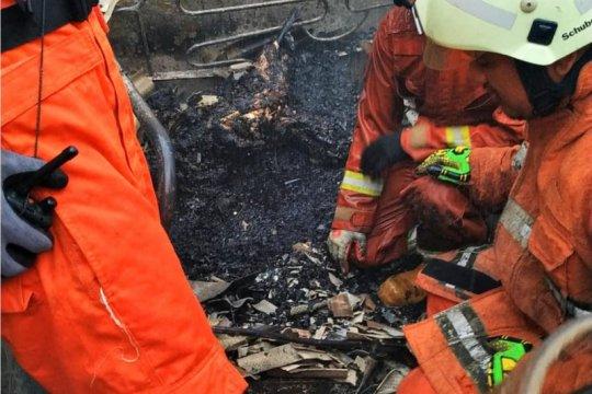 Seorang nenek tewas dalam kebakaran di Cakung