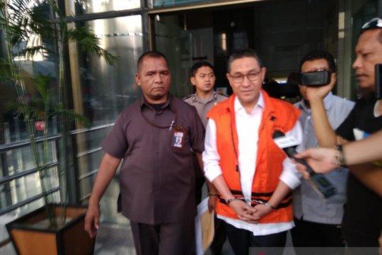 KPK perpanjang penahanan anggota DPR Sukiman
