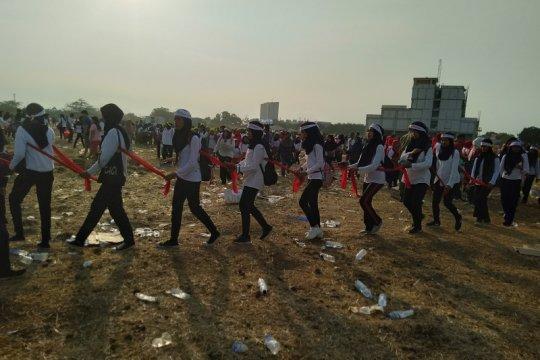 Tarian Goyang Karawang massal masuk catatan rekor MURI