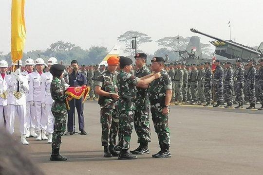 Panglima TNI resmikan Komando Gabungan Wilayah Pertahanan