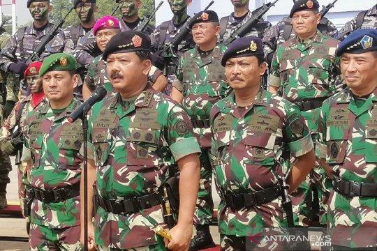 Panglima TNI: Gagalkan pelantikan presiden akan berhadapan dengan TNI