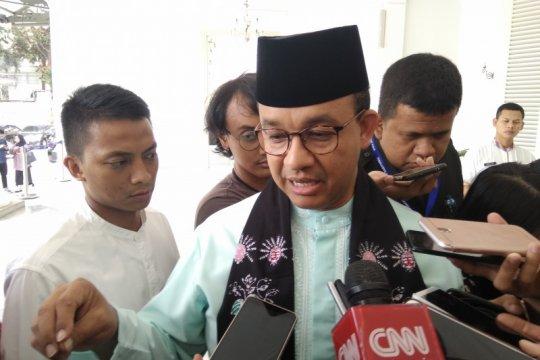 Anies: Jalur hukum unggahan Denny Siregar bukan prioritas DKI