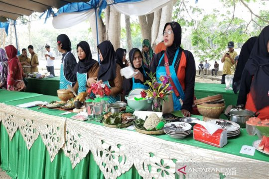 "Dinas Pariwisata Gunung Kidul selenggarakan lomba memasak ""sea food"""