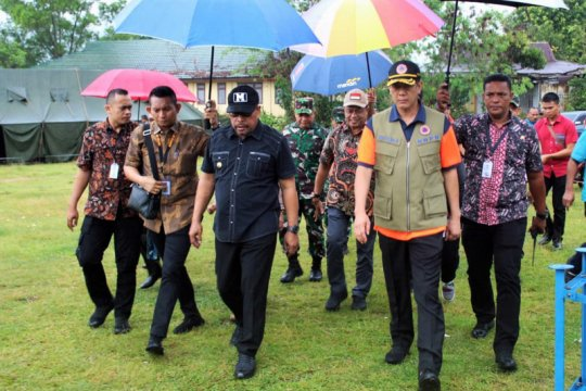 Kepala BNPB pastikan tambah pendeteksi tsunami untuk Maluku