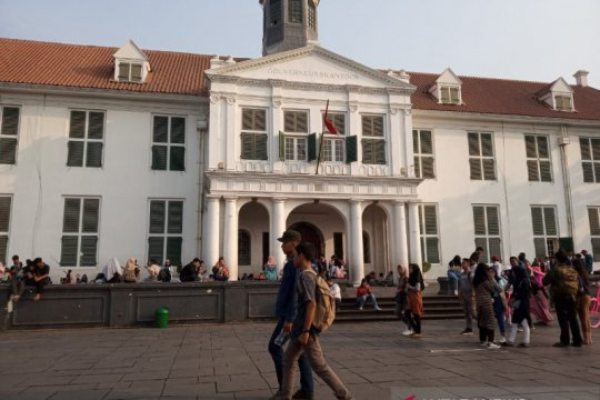 Kota Tua jadi tempat puncak peringatan Hari Museum