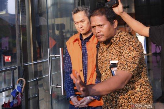 KPK panggil Direktur Keuangan Angkasa Pura II kasus suap