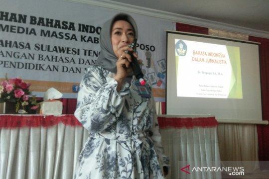 Jokowi tanda tangani Perpres Penggunaan Bahasa Indonesia