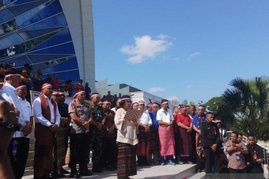 NTT nyatakan dukungan untuk Joko Widodo-Ma'ruf Amin