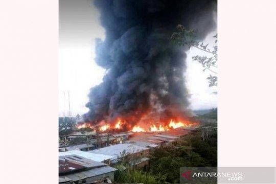 Papua Terkini- Polisi kantongi nama pelaku pembakaran di Oksibil