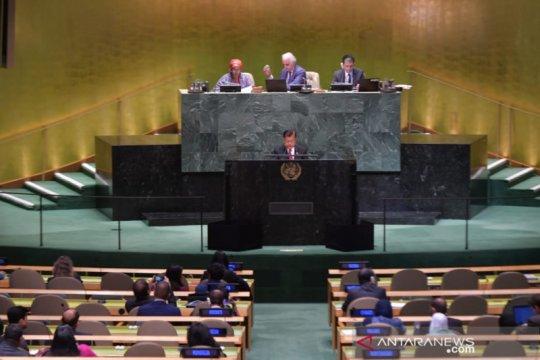 Wapres: Indonesia berkomitmen tinggi dalam menjunjung HAM