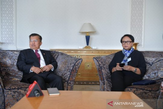 JK harap Jokowi hadiri Sidang Umum PBB 2020