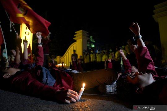 Presiden Jokowi jangan buru-buru terbitkan Perppu KPK