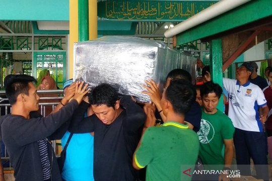 Korban tewas akibat kekerasan kelompok kriminal bersenjata di Kabupaten Puncak Papua