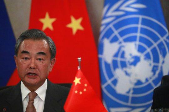 China ingin ikut tandatangani Perjanjian Dagang Senjata Internasional