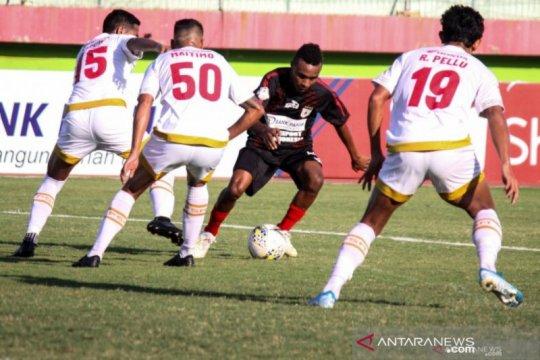 Pelatih Persipura: Kuasai lini tengah jadi kunci kemenangan atas PSM