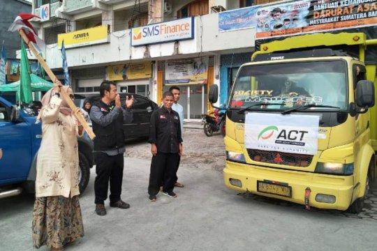 ACT kirim bantuan tujuh ton beras untuk korban kabut asap di Riau