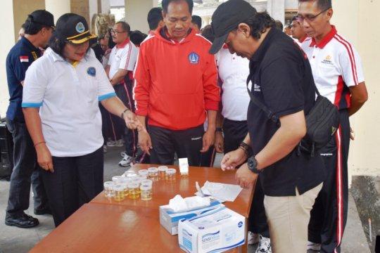 BNN tes urine 300 ASN di lingkungan Pemkab Badung