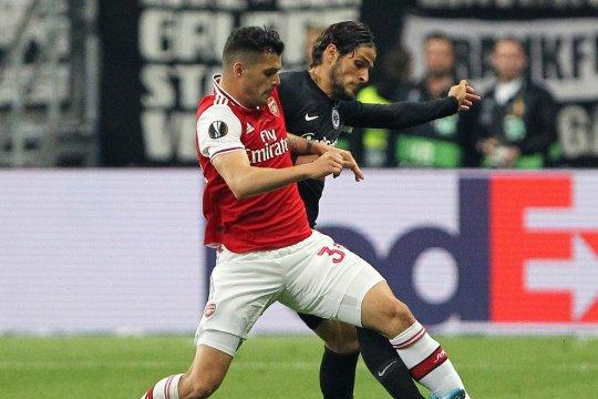 Emery ngotot jadikan Xhaka kapten