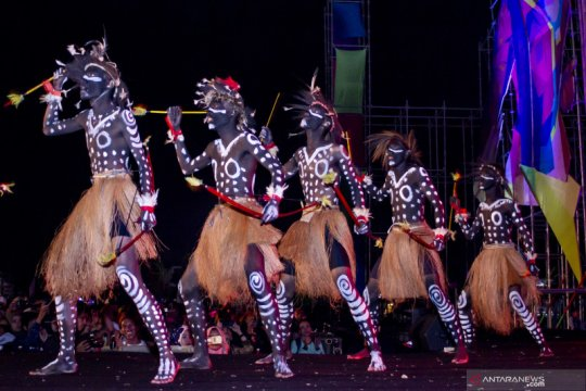 Grand opening Festival Goyang Karawang International