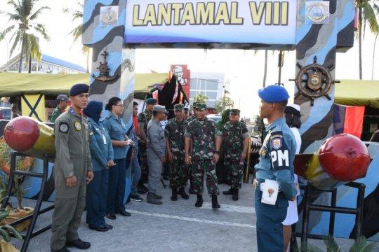 Lantamal promosikan TNI AL kepada masyarakat Manado