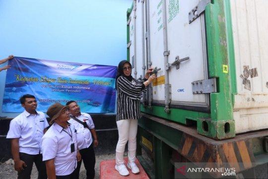 Perum Perindo ekspor ikan ke Vietnam