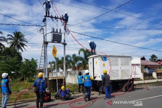 Kementerian BUMN akan koordinasi atasi listrik di Negeri Tengah-Tengah