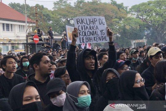 Mahasiswa inginkan dialog dengan Presiden Jokowi berlangsung terbuka