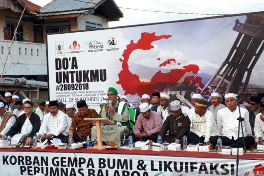 Peringati setahun bencana Sulteng, warga Palu diajak perangi maksiat