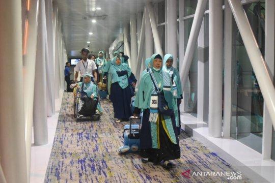 Bandara Sepinggan Balikpapan mulai layani penerbangan umrah