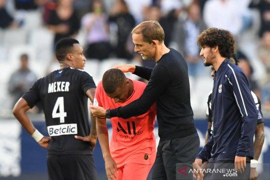 Tuchel bersyukur Mbappe bisa main lagi