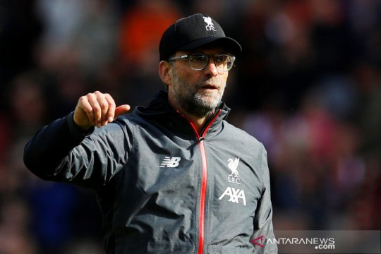 Hasil dan klasemen Liga Inggris: Liverpool di puncak unggul lima poin