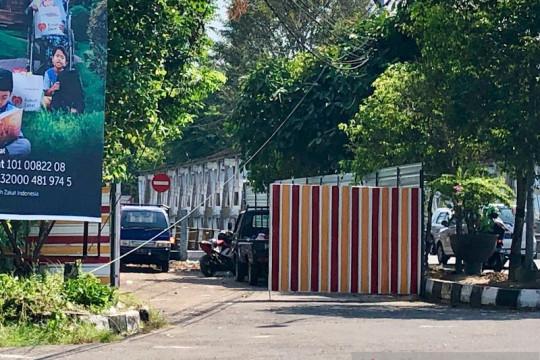 Revitalisasi jembatan GL Zoo Yogyakarta bakal rampung akhir 2019