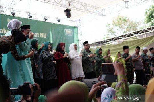 Gubernur Khofifah dorong UMKM Muslimat NU bersaing di era digital