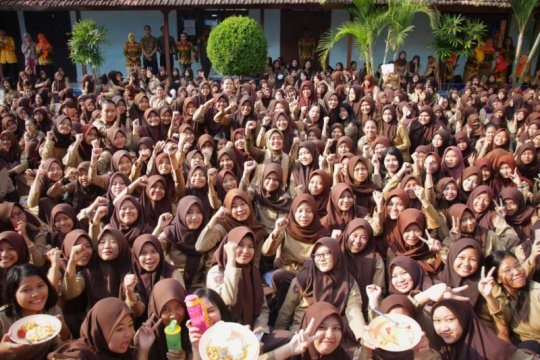 Lampung keluarkan instruksi cegah siswa SMA/SMK unjuk rasa