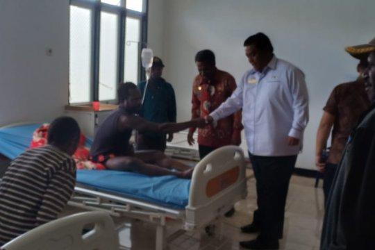 RSUD Tiom ikut dijaga warga Lanny Jaya-Papua