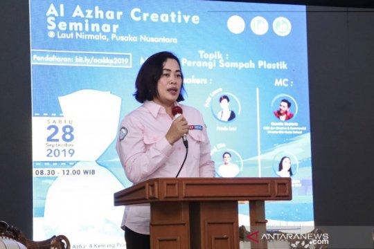 KKP berkomitmen kurangi sampah plastik di laut Nusantara