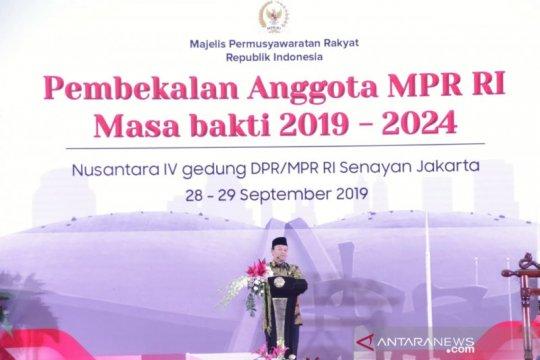 PDIP: Megawati hanya inginkan amandemen terbatas UUD