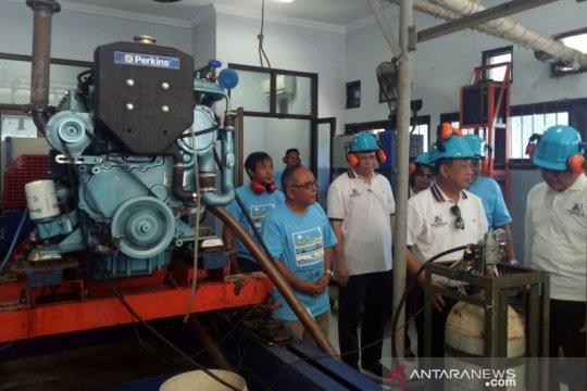 Menristekdikti: Konventer kit diesel duel fuel lebih hemat energi