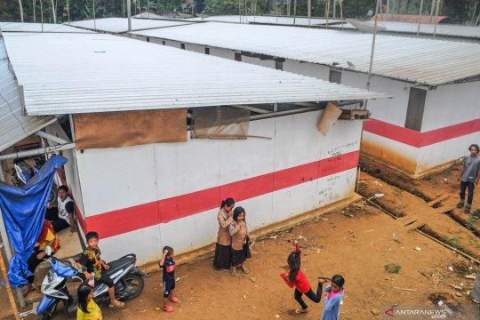 Korban tsunami selat Sunda butuh hunian tetap