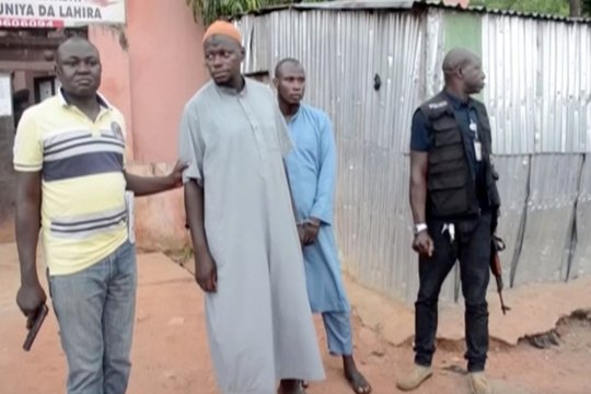 Polisi Nigeria selamatkan 67 orang dari tahanan berkedok sekolah agama