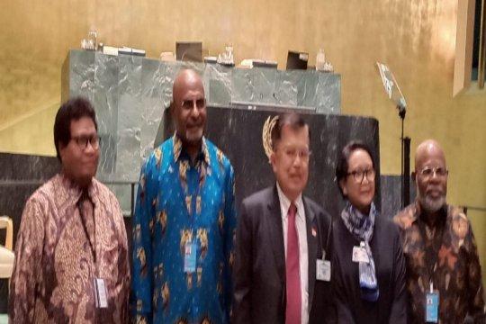 Meset: Bukan WN Vanuatu, Benny Wenda tidak diijinkan ikut SU PBB