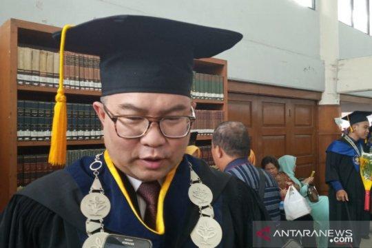 Dapat kabar dosennya ditangkap PMJ, Rektor IPB jenguk malam ini