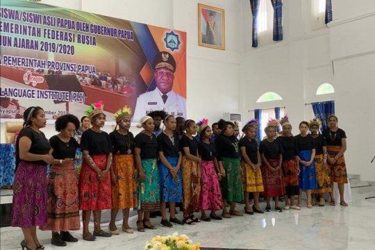 26 anak Papua dapat beasiswa belajar ke Rusia