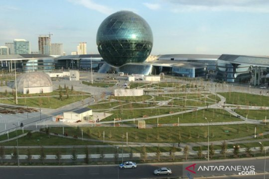 Nur-Sultan, ibu kota Kazakhstan yang futuristik dan menginspirasi