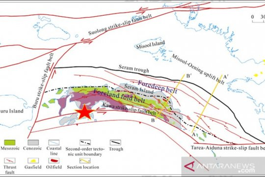 BMKG: Gempa Ambon diduga terkait susunan tektonik kompleks
