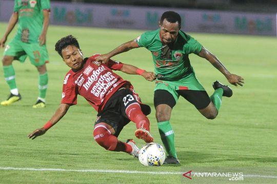 Bali United kalahkan Kalteng Putra 2-1