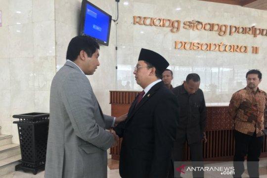 Fadli Zon diberitahu Prabowo terkait rotasi Pimpinan DPR