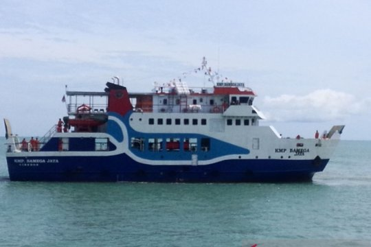 Kapal penyeberangan Pulaulaut Timur-Pulau Sebuku beroperasi Oktober