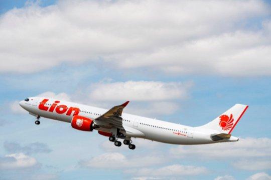 Lion Air layani penerbangan umrah 2019 dari 11 kota di Indonesia